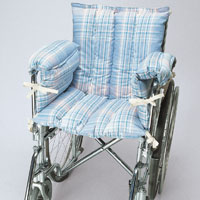 Posey Comfy Seat for Wheelchairs and GeriChairs