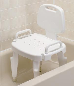 Bath Safe Adjustable Bath Amp Shower Seats
