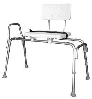 Save Sliding Transfer Bench
