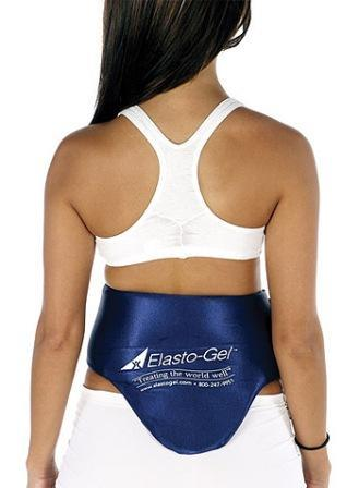 Elasto Gel Lumbar Therapy Wrap Low Back Pain Relief