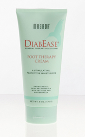 DiabEase Foot Therapy Cream - Discontinued
