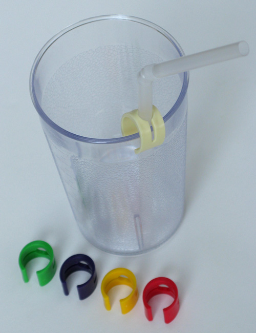 Strawberi Straw Holders - Discontinued