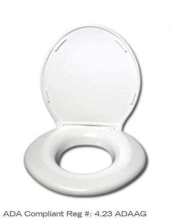 Big John Bariatric Toilet Seat Original