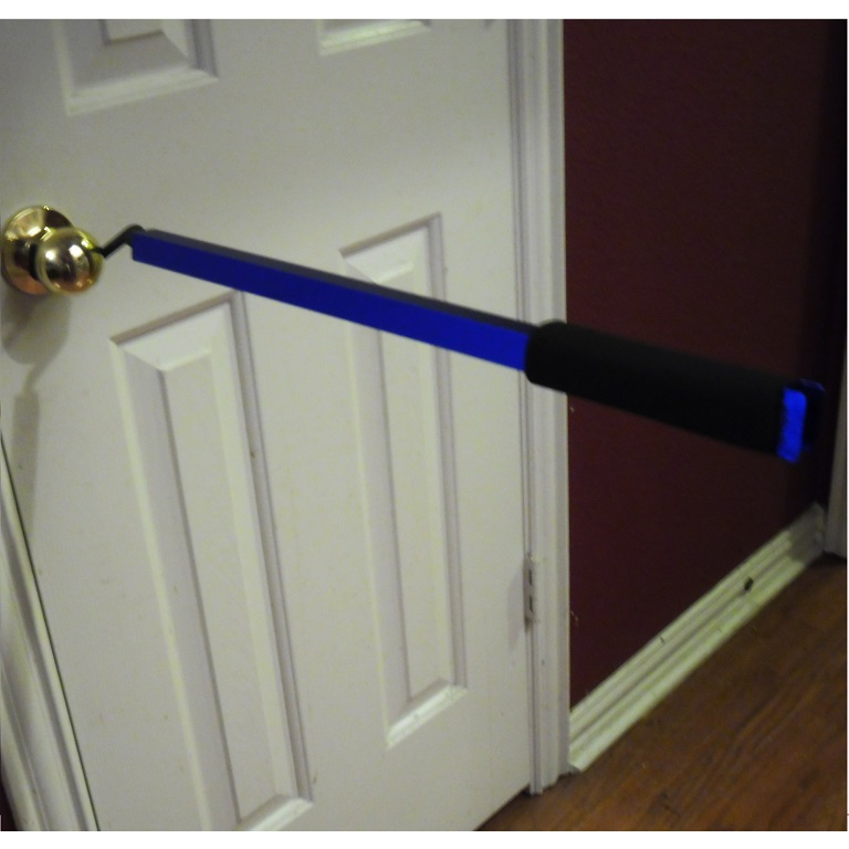 Handy Hook Door Opening Aid Makes Reaching And Turning