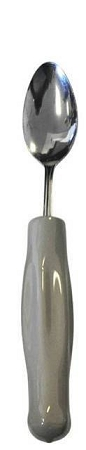 Weighted Teaspoon with Large Handle
