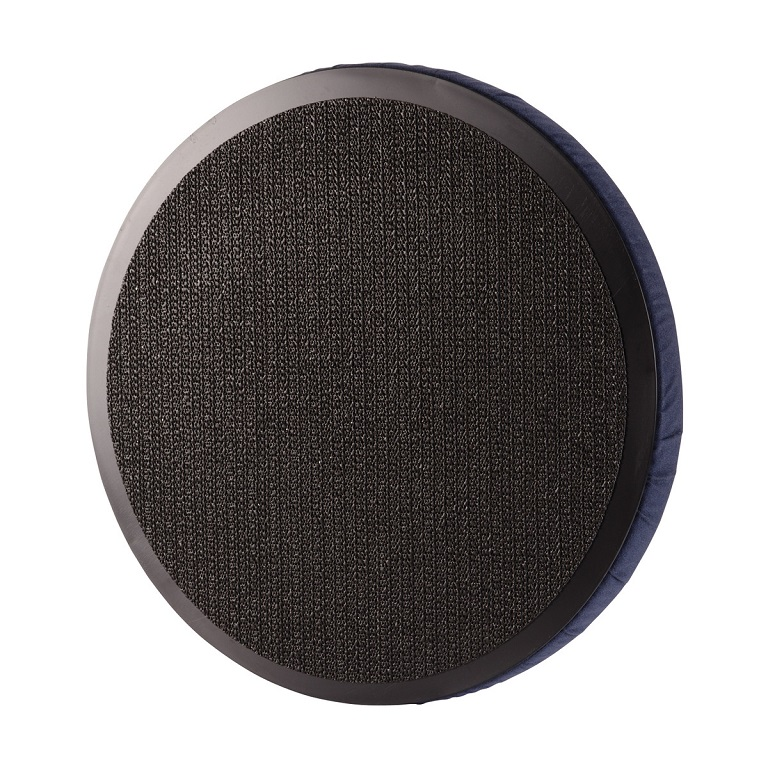 deluxe swivel seat cushion helps enter exit car seat. Black Bedroom Furniture Sets. Home Design Ideas