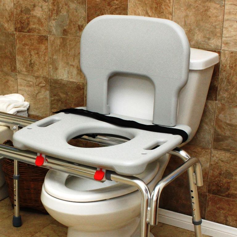 Xx Long Toilet To Tub Sliding Transfer Bench Slide From
