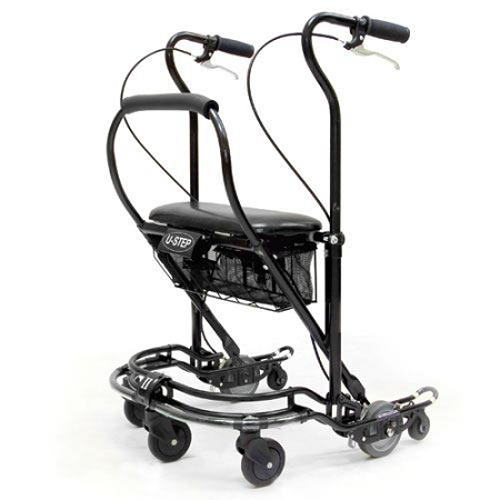 U Step 2 Walker For Parkinsons Supports The User In