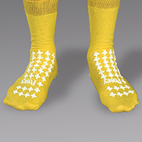 Posey Fall Management Non Slip Socks Gripper Socks