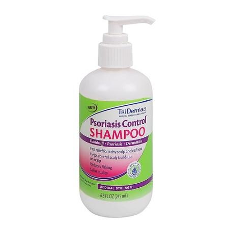 TriDerma Psoriasis Control Shampoo