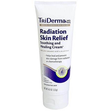 TriDerma Radiation Skin Relief Healing Cream