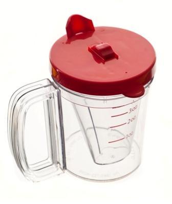 Adaptive cup