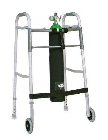 E Size Walker Oxygen Tank Holder
