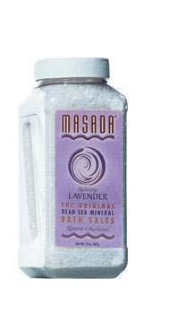 Lavender Scented Dead Sea Mineral Bath Salt - Discontinued