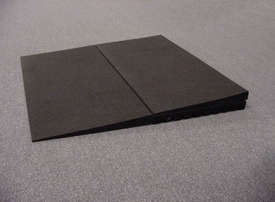 Ez Access Transitions Modular Mats Set Two Rubber Wedge
