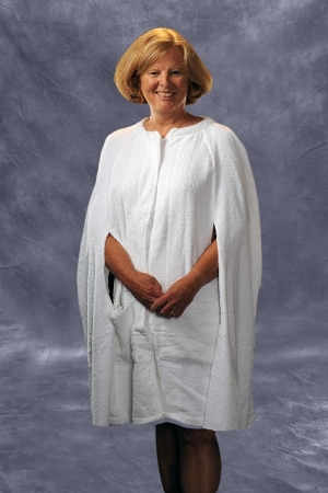 Granny Jo Bath Cape Perfect After Bath Or Shower Cover Up