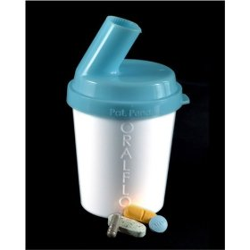 Oralflo Pill Swallowing Cup - Discontinued