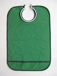 Quick Bib Clothing Protector Green