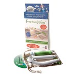 Freedom Wand - personal toileting aid