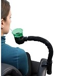 Third Arm Hands Free Cup Holder