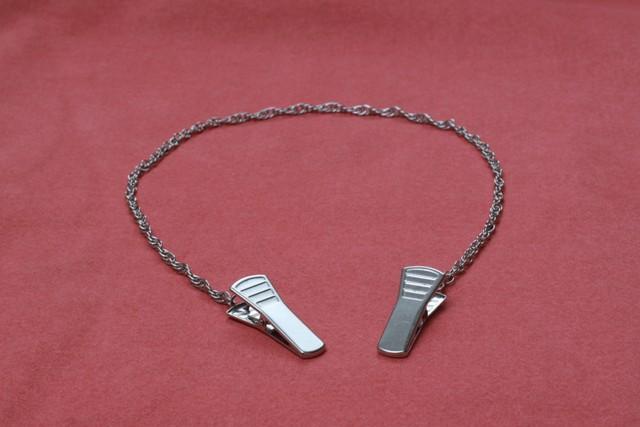 Granny Jo Metal Napkin Clip