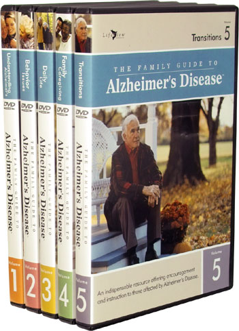 The Family Guide to Alzheimer's Disease Video Series - Discontinued