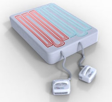 Chili Pad Dual Zone Mattress Temperature Control