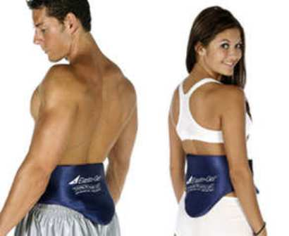 Elasto-Gel Lumbar Therapy Wrap - Discontinued