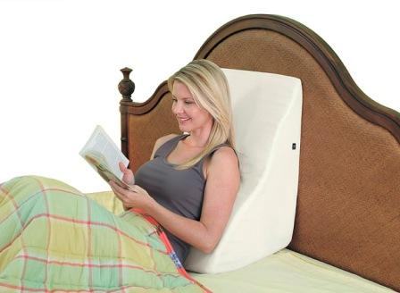 Reading Wedge Pillow Bed Bath And Beyond