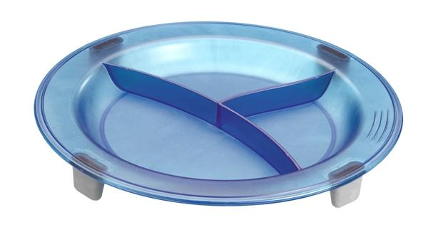 Eurodib-3-Compartment-Non-Slip-Plate
