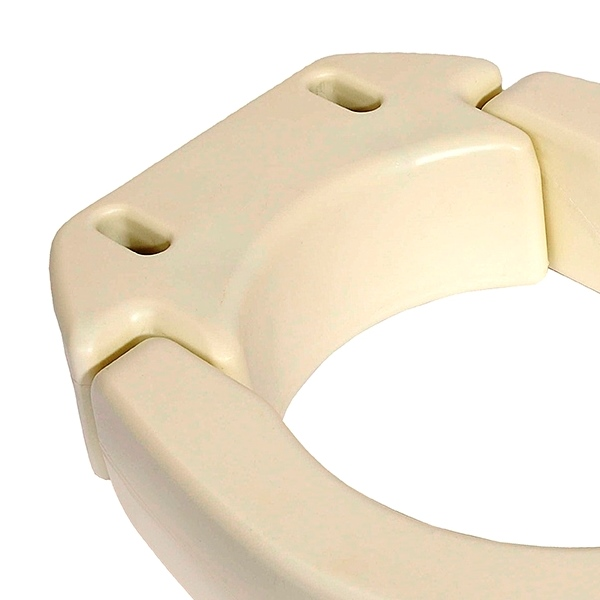 Outstanding Essential Bath Hinged Toilet Seat Risers Uwap Interior Chair Design Uwaporg