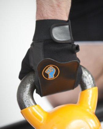 Gripeeze-Fingerless-Sports-Left-Hand-Glove