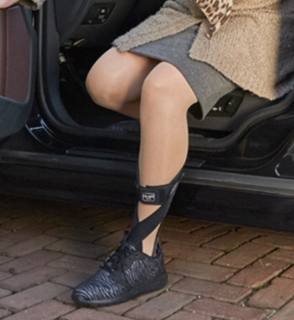 Push-AFO-Ankle-Foot-Orthosis