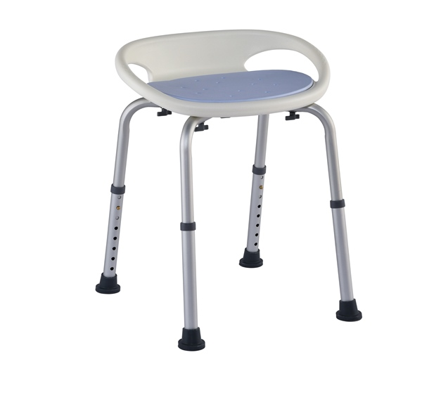 Juvo Comfort Bath And Shower Seat 4 Leg Stool With