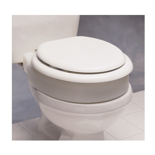 Hinged Elevated Toilet Seat Raised Toilet Seat With