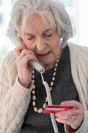 Phone Scam Safety for Seniors