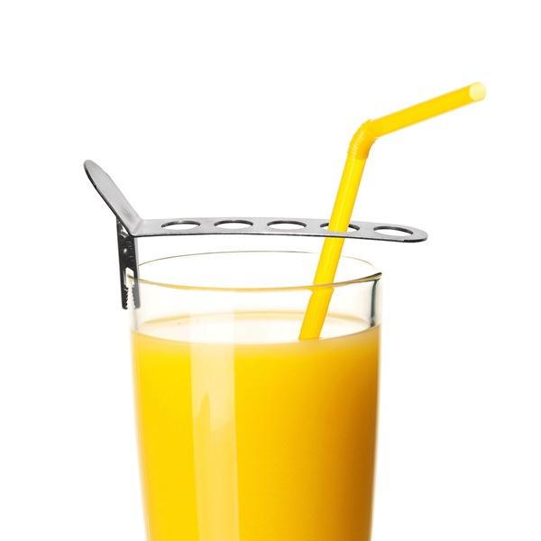 Drinking-Straw-Holder