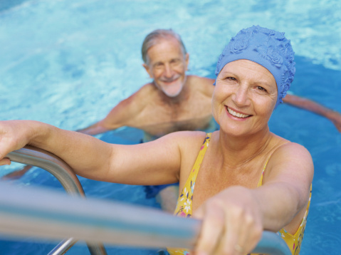 Swim Safety for Seniors