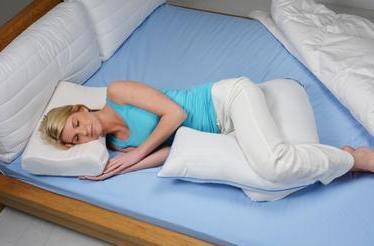 Contour L Body Pillow Unique L Shape Optimizes Comfort