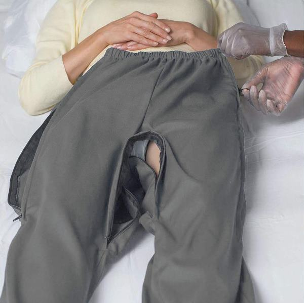 CareZips-Three-Zipper-Pants-Charcoal