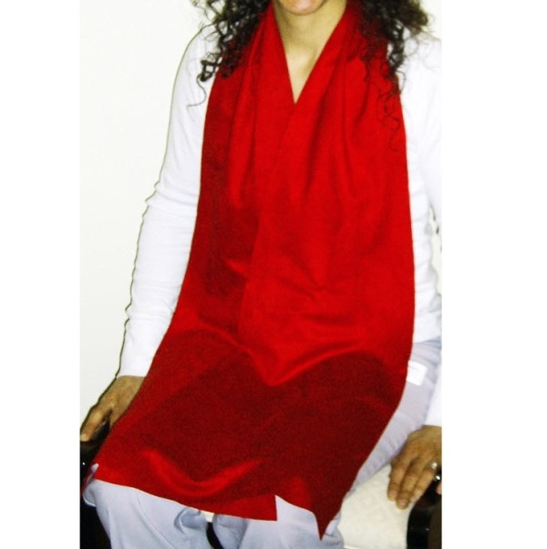 Red Cravaat II Long Dining Scarf
