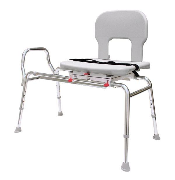 Bariatric-Sliding-Swivel-Bath-Transfer-Seat
