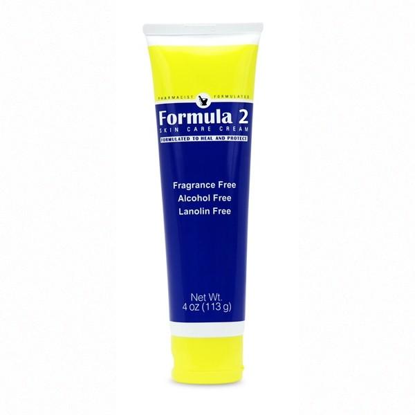 Formula 2 Skin Care Cream 4 oz Tube