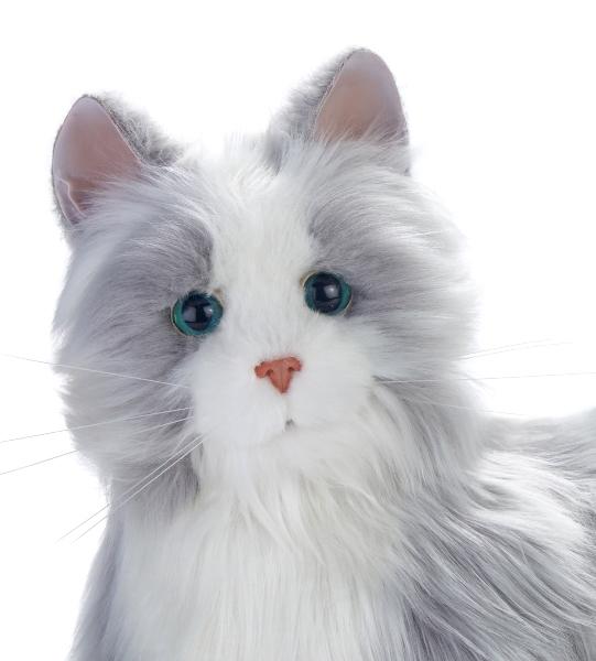 Joy-for-All-Silver-Companion-Cat