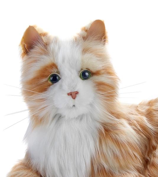 Joy for All Tabby Companion Cat