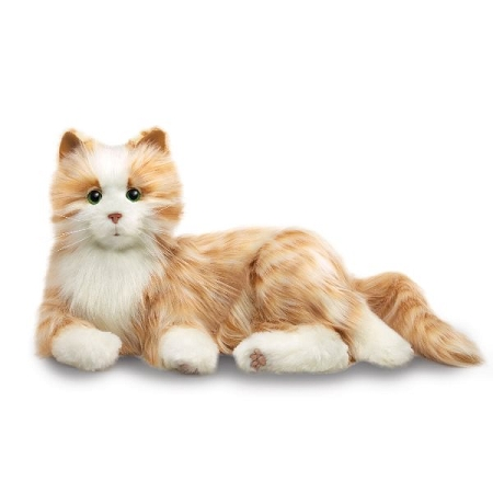 Hasbro Joy For All Companion Cats Soft And Cuddly Pets