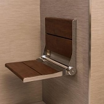 SerenaSeat 26 inch Folding Shower Seat
