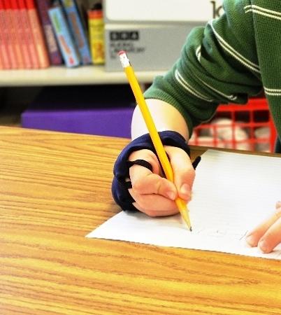 Weighted Hand Writing Glove Handithings Handweight