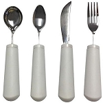 KE-Classic Bendable Weighted Utensils Set