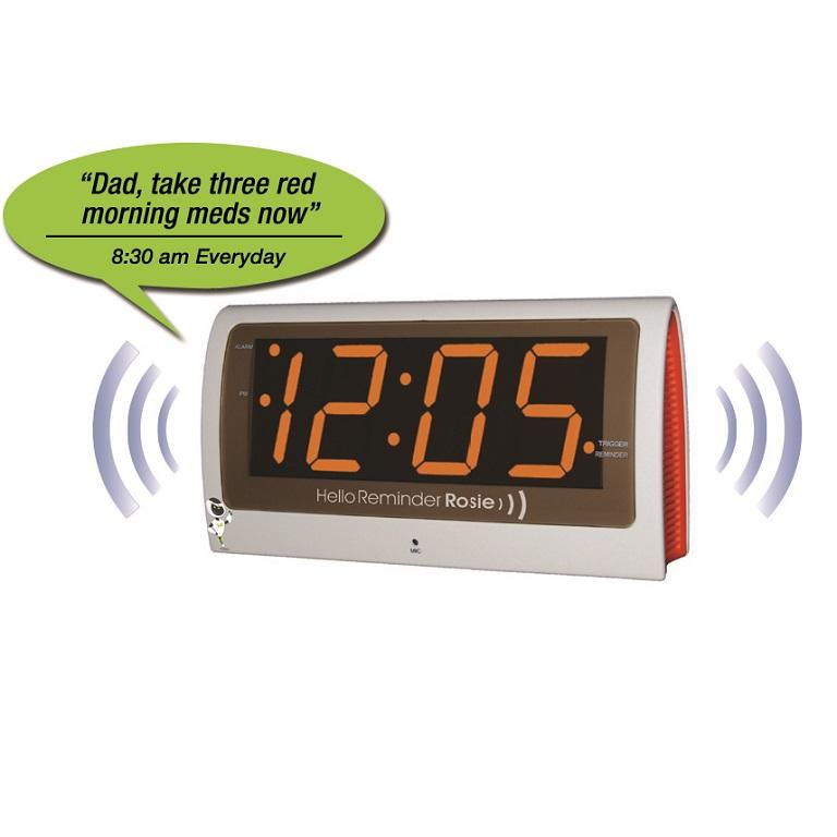 Reminder-Rosie-Personalized-Voice-Reminder-Clock